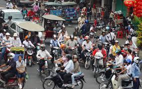 Conduire au Cambodge ... pas de panique !