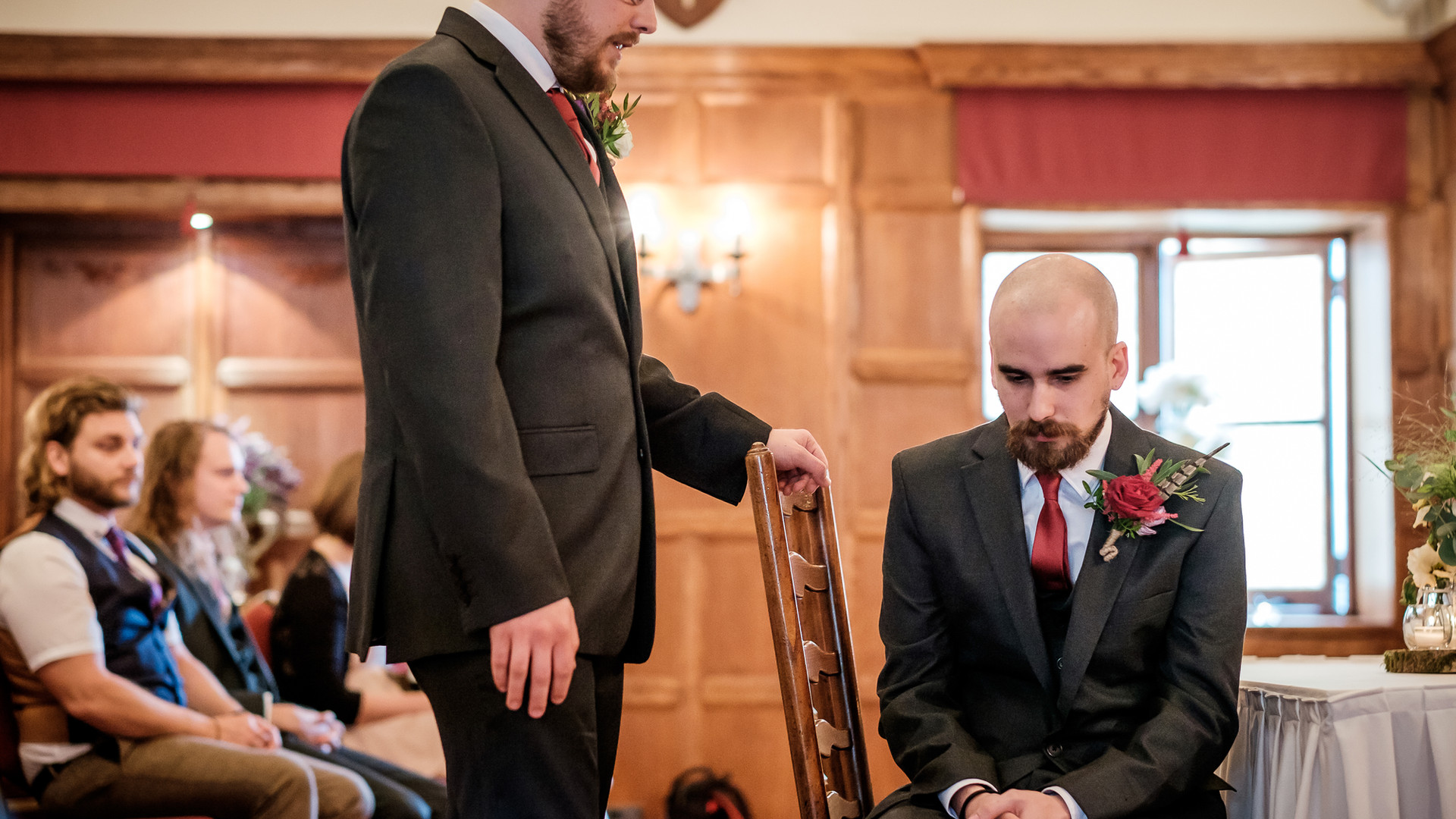 Laura and Matt - A Worcestershire Wedding
