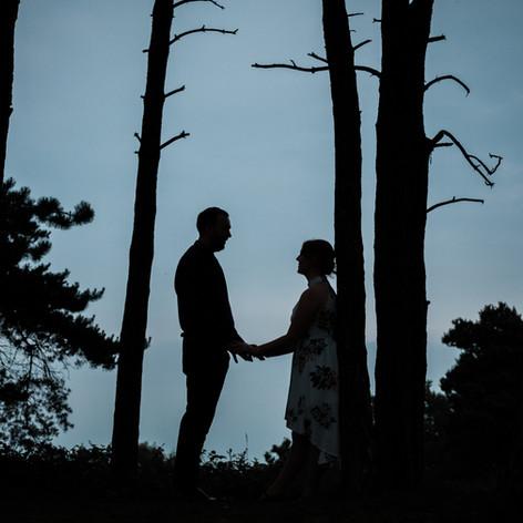 Pre Wedding Shoot - Becky and Gary