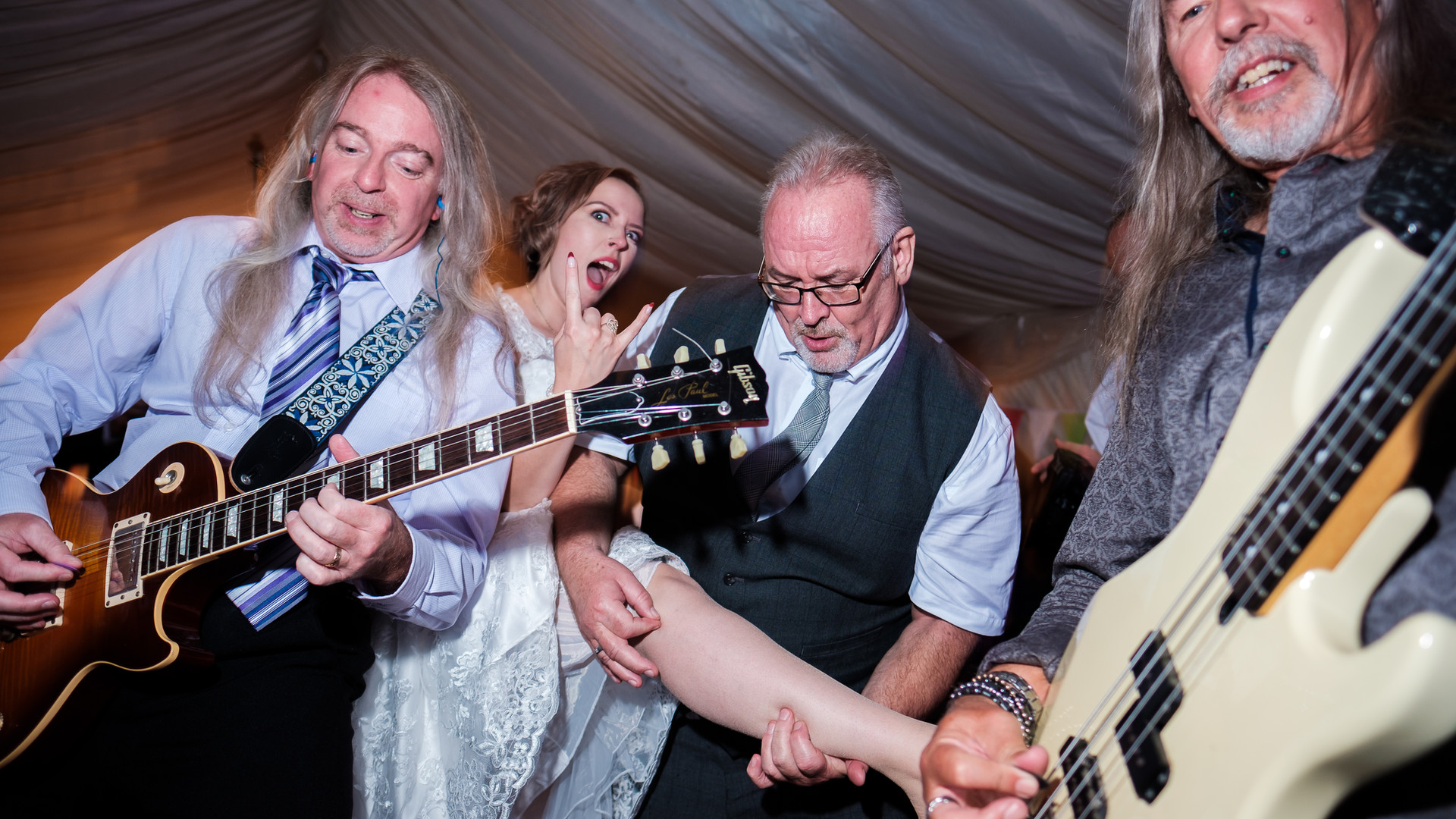 Sara and Andy - A Warwickshire Wedding