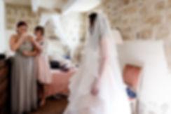 Documentary Style Wedding Photography from Pinhole Images
