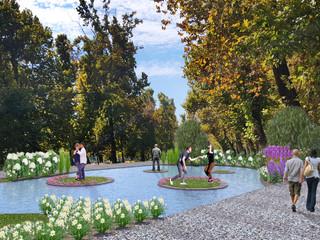 Jardin de Metis