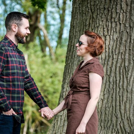 Pre Wedding Shoot - Sara and Andy