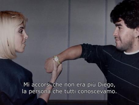 "Recensione ""Diego Maradona"" (Film)"