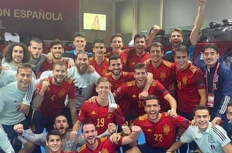 """I dati impressionanti di """"Spagna - Germania 6-0"""""""