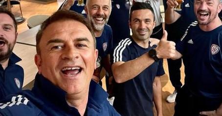 "La salvezza firmata ""Leonardo Semplici"""