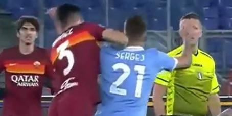 Ibanez vs Milinkovic-Savic: La sfida fisica