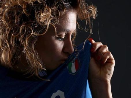 Cristiana Girelli vs Cina [Mondiale 2019]