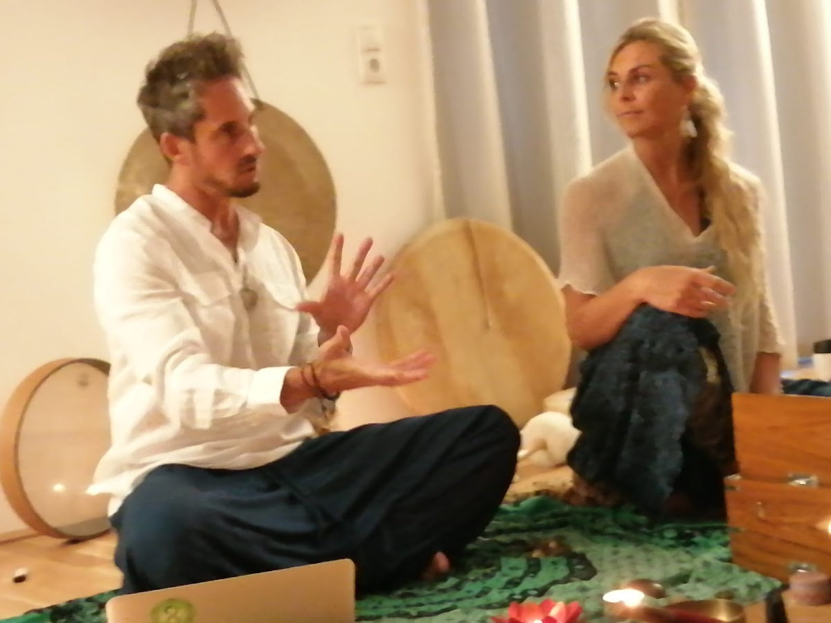 Group Trust Meditation Session