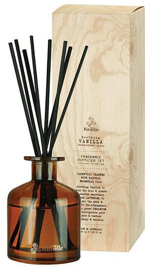 Vanilla, Lavender & Geranium Fragrance Diffuser Set 190ml