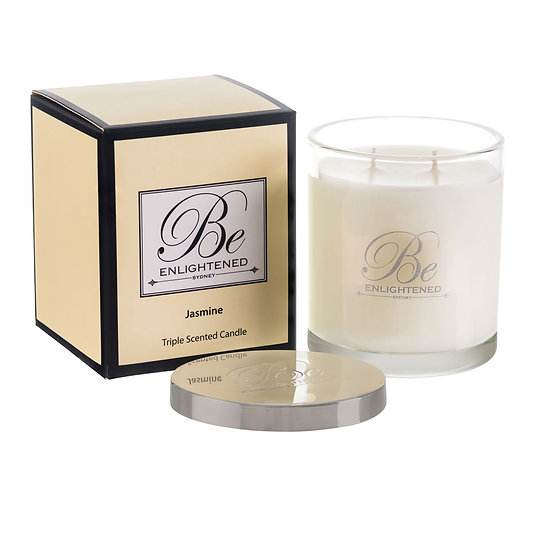 Jasmine Triple Scented Candle 400g
