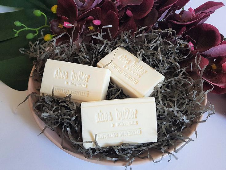 Shea Butter & Goats Milk Super Food Botanical Soap 150G