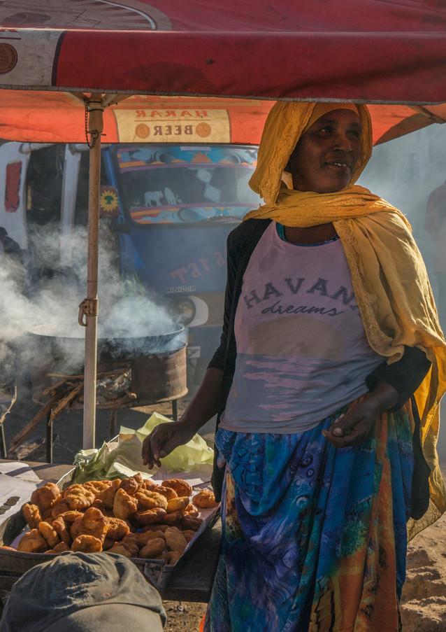 ארוחת בוקר באתיופיה
