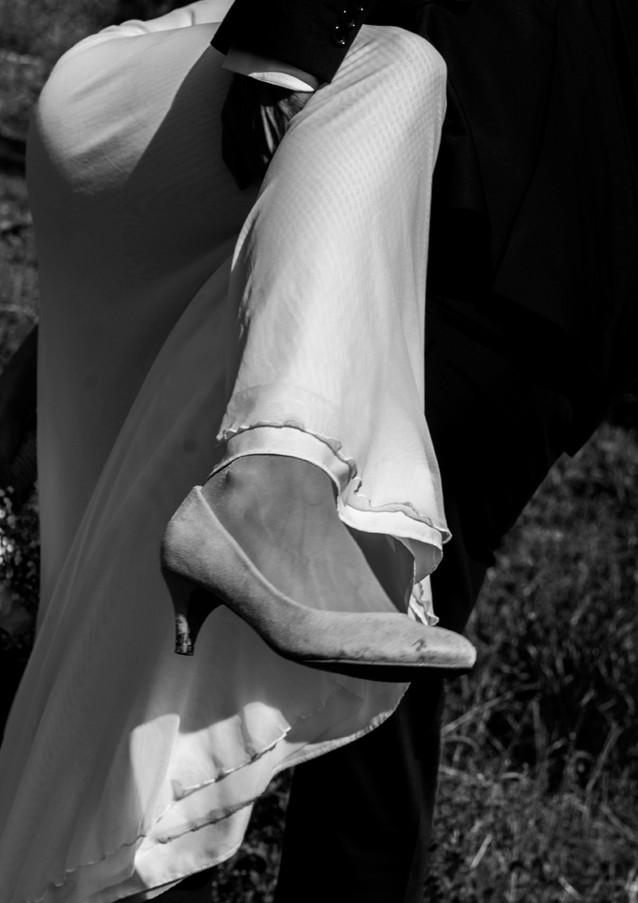 חתונה הפוכה  בשדות קיבוץ חולדה