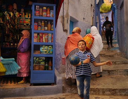 חנות ההפתעות במרוקו