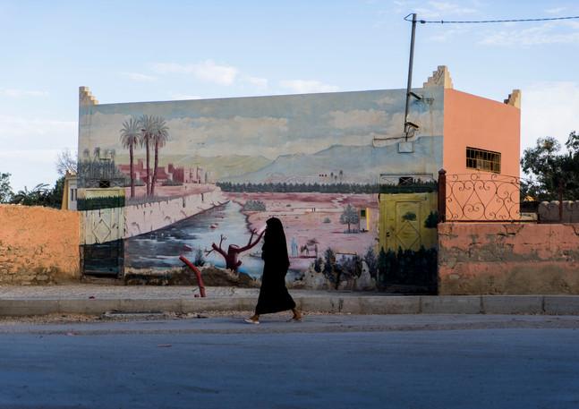 בצעדים מדודים ומהירים במרוקו