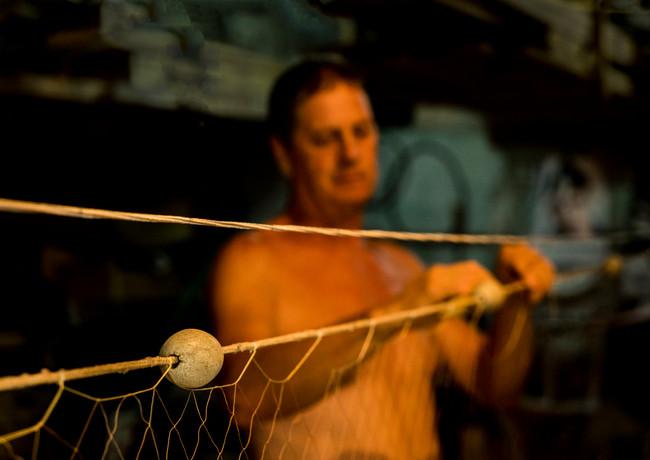 הדייג ורשתו