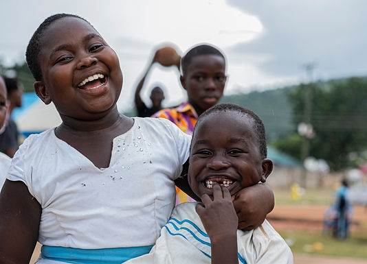 שמחה אמיתית בגאנה