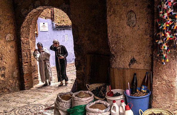 שיחת נשים במרוקו