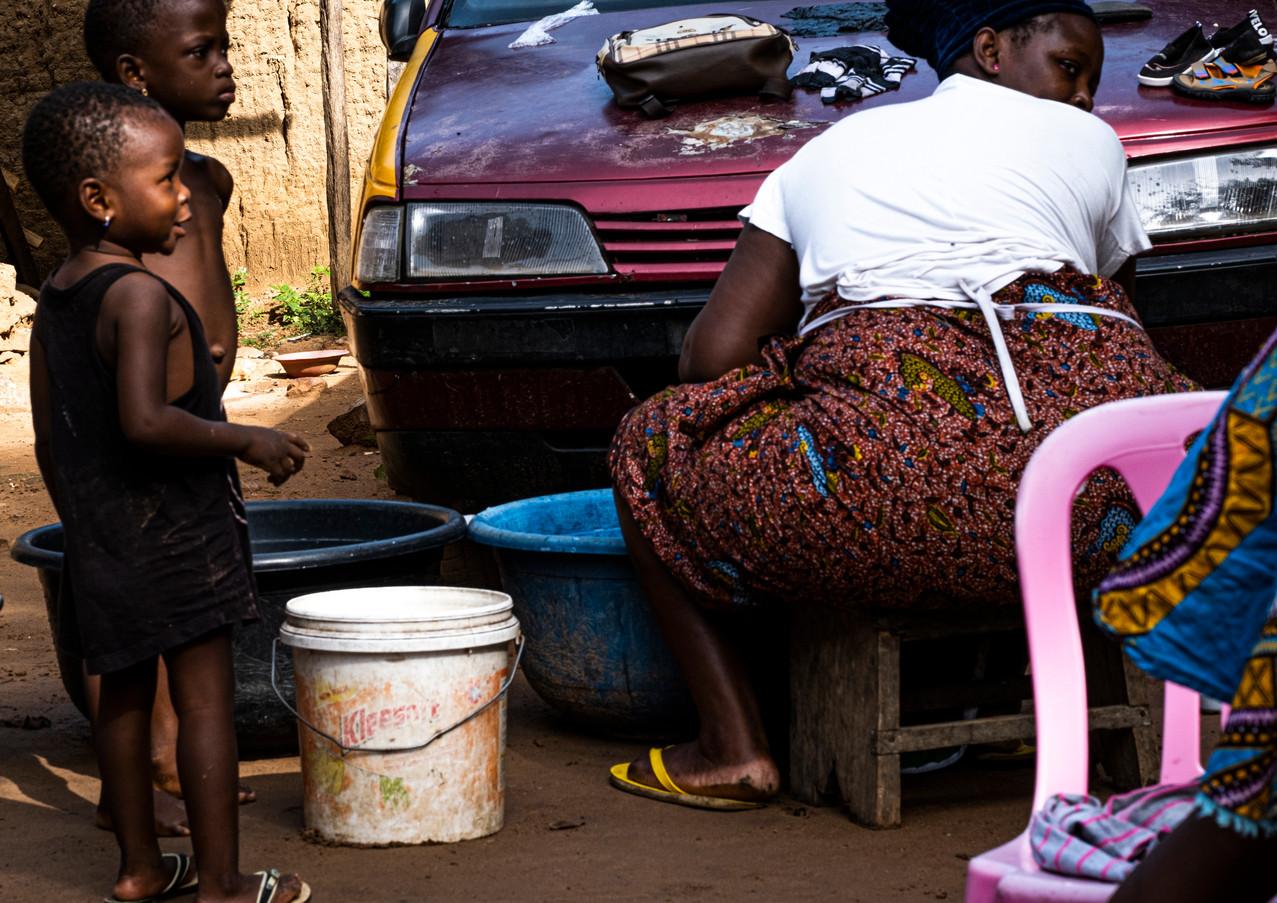 מאמא בגאנה