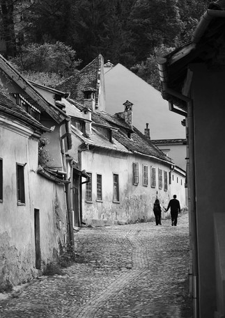 סמטת האוהבים ברומניה