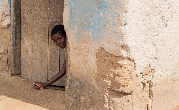 זיקית בגאנה