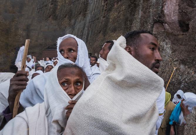 יראת שמיים בטקס לכבוד השנה האזרחית החדשה באתיופיה