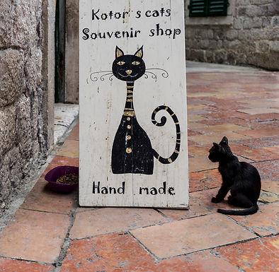 חתוליים בעבודת יד
