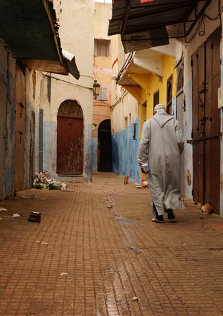 בשקט בשקט במרוקו