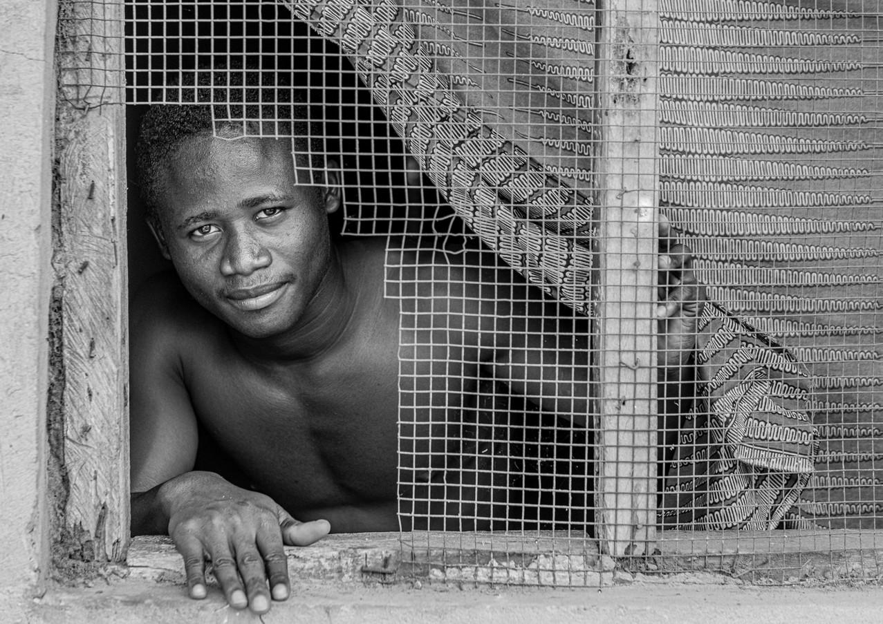 מבט ישיר בגאנה