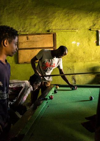 במרתף אפל באתיופיה