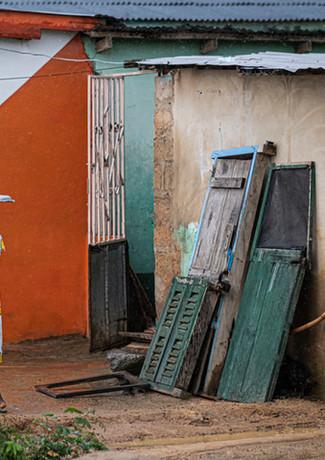 לבבות כתומים בגאנה