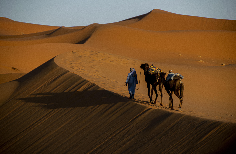 מעבר להרים במרוקו