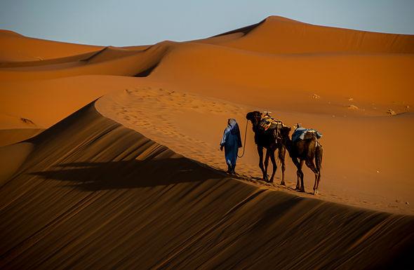 אל מעבר להרים במרוקו
