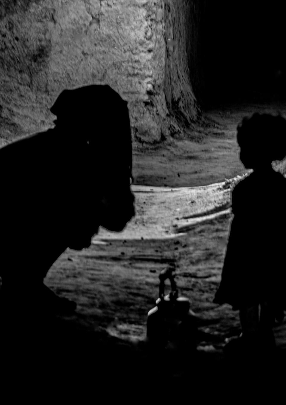 בודדות בעיר הבוץ במרוקו