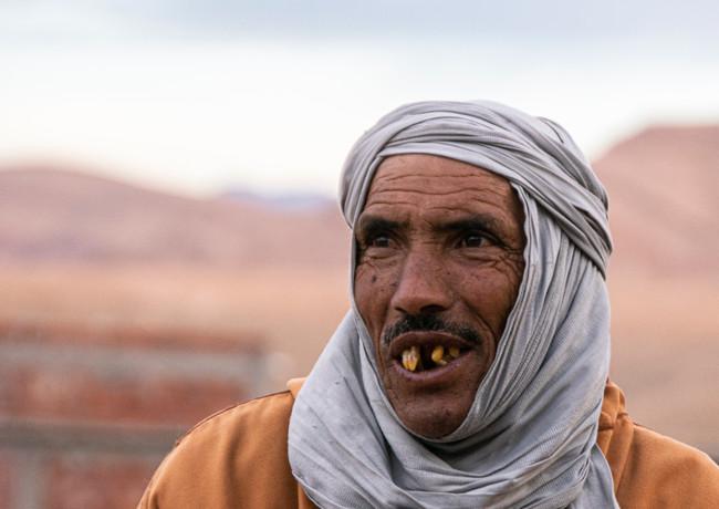 בתקווה אל עבר ההרים       במרוקו