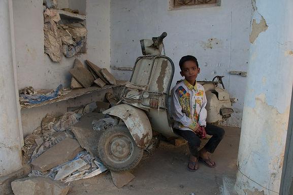במוסך של אבא במרוקו