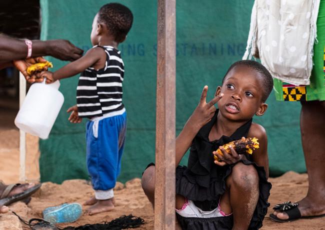 רגע שכזה בגאנה