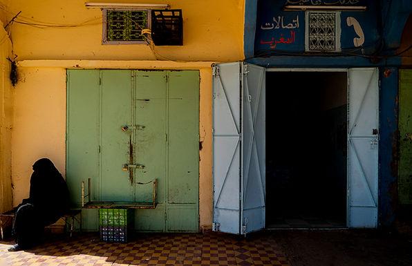 אישה בהכחשה במרוקו