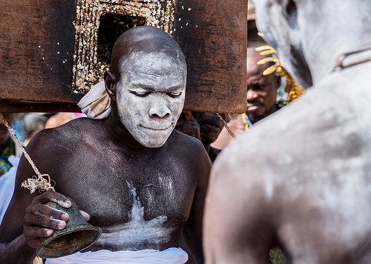 כאב מתמשך בגאנה