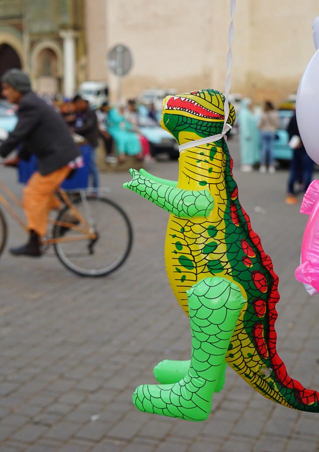 זהירות דינוזאור