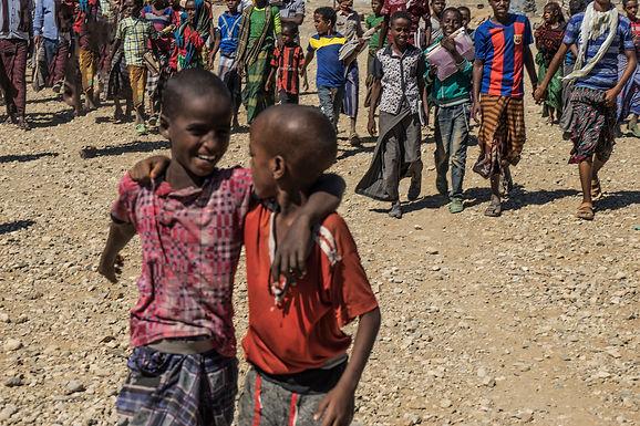 חברים לנצח באתיופיה