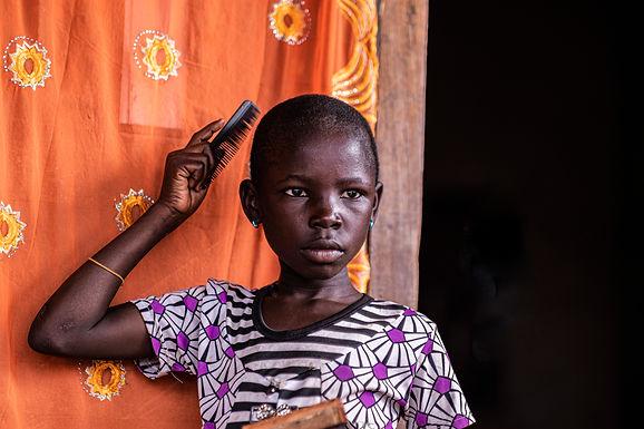הילדה הכי יפה בגאנה