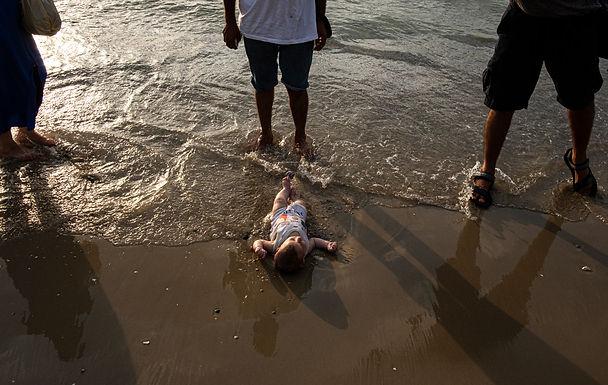 שומרי ראשו בחוף יפו