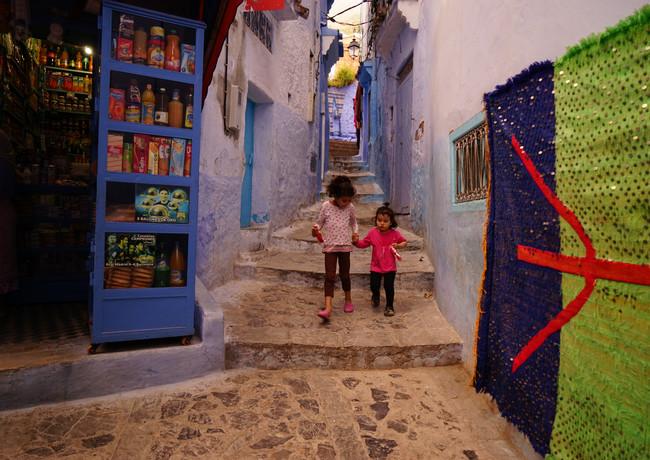 מצא את המטמון במרוקו