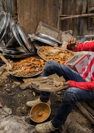ארוחת ערב באתיופיה