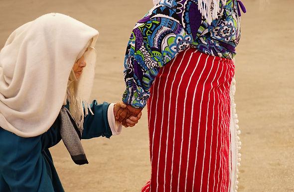 והדרת פני זקן במרוקו