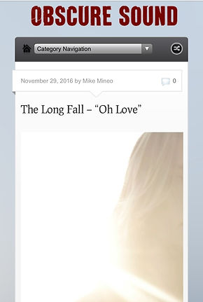 Obscure Sound S Oh Love Song Review Thelongfall