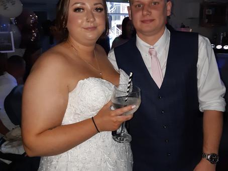 Mr & Mrs Jackon Wedding Reception