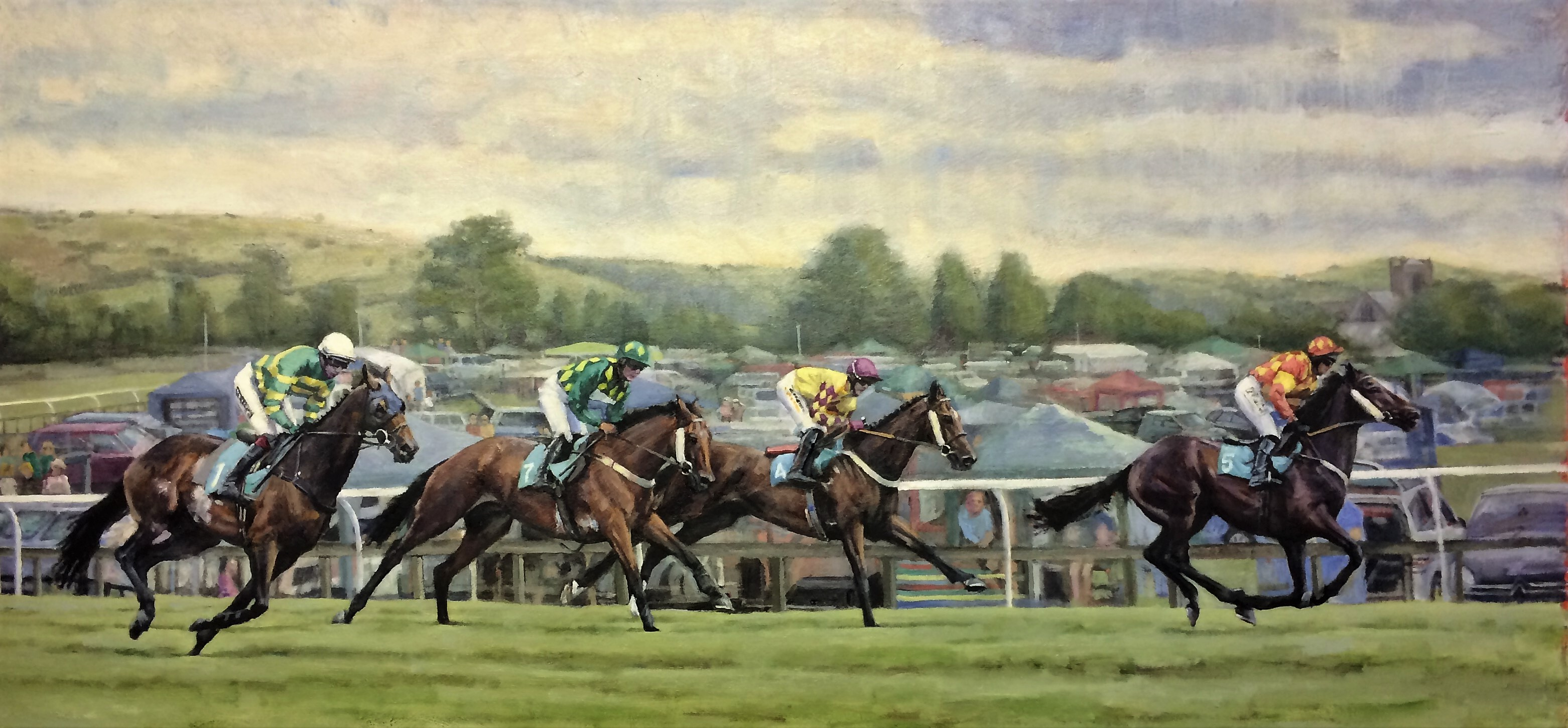 Cartmel Races
